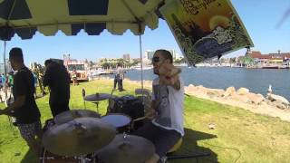 RedEye Redemption - Safe And Sound (Rebelution cover) Taste Of Brews Festival LB 2015