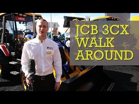 New JCB 3CX