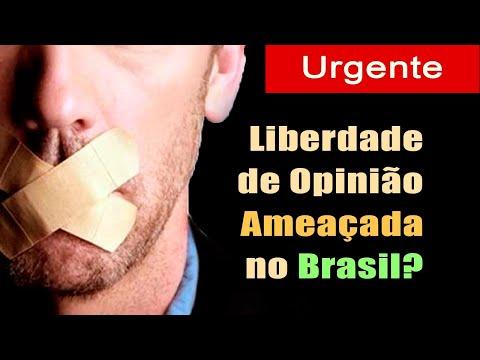 Liberdade de Expressão Ameaçada no Brasil em nome do combate à Fake News?