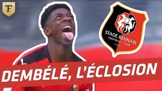 Qui est Ousmane Dembélé, la nouvelle pépite de la Ligue 1 ?