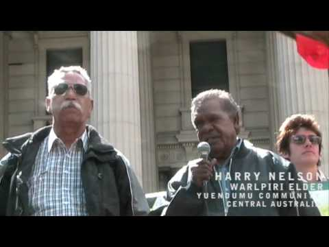 Ampilatwatja Walkoff - Aboriginal Australia today