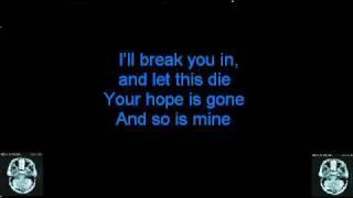 Breaking Benjamin - Crawl (With Lyrics)