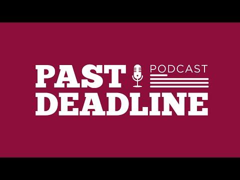 Past Deadline: Football's return (Video Podcast)