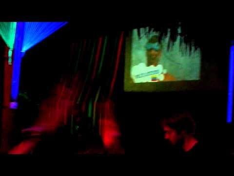 night live music in montanita, ecuador.MOV