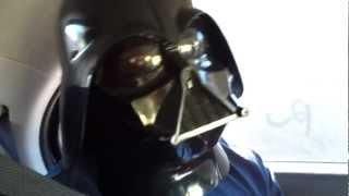 Darth Vader Dancing Dubstep in Anhanguera