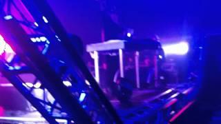 Benny Benassi ft. Gary Go - Cinema (Skrillex Remix)  Live @ Manchester Warehouse Project