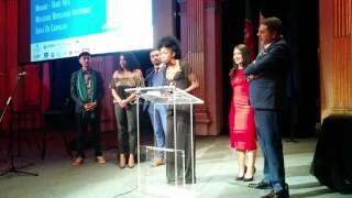 Lúcia de Carvalho, Lauréate du Prix Cap Magellan -  Révélation Artistique