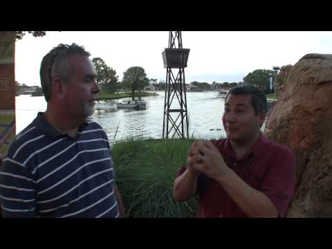 Epcot's Food and Wine Festival 2012 – Day 22: South Africa with Rhino Ken