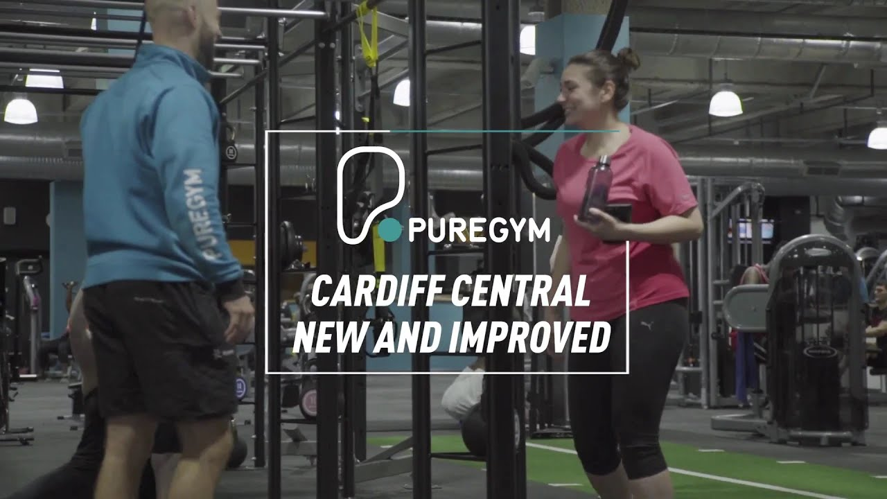 PureGym Cardiff Central
