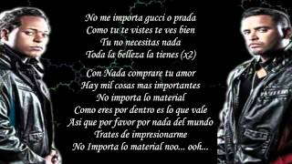 Gucci O Prada ♪Letra/Lyrics♪ - Zion Y Lennox Ft Newtone (Original) ★Reggaeton 2012★