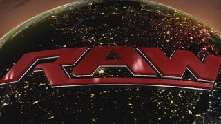 """The Night"" — Raw Opening Theme 2012-2016"
