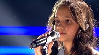 Katarina - 'Zij Gelooft In Mij' | Finale | The Voice Kids | VTM