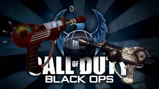 Black Ops Zombies - Porter's X2 Ray Gun Sound Effects (High Quality)