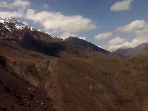 Tizi-n-Tichka High Atlas Mountains Morocco