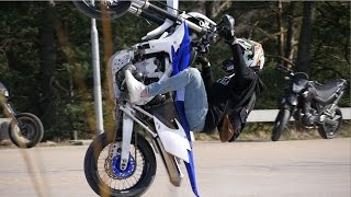 Spring is here 2017! - wr450f supermoto