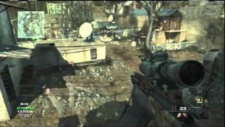 Shelly Christmas - Tommy Lee (Modern Warfare 3 Video)