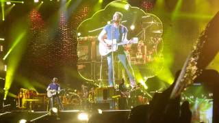 Yellow- Coldplay Live @ Dallas, TX 2016