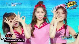 [HOT] CLC - Summer Kiss, 씨엘씨 - 썸머 키스 Show Music core 20170819