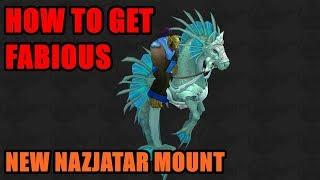Fabious - NPC - World of Warcraft