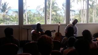 Abby Guitar Recital - 1 June 2014 - Wagon Wheel - Darius Rucker