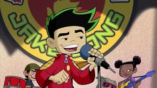 American Dragon: Jake Long - Season 1 Theme Song (FHD/1080i)