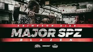 Major SPZ - Błazen (Krimeson diss) prod. Ślimak