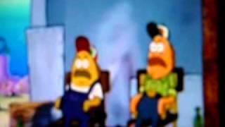 sido versche vs spongebob