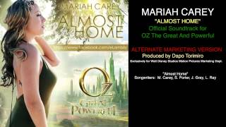 "NEW RARE 1080HD DEMO Mariah Carey ""Almost Home"" - Alt Marketing Version - Prod By Dapo Torimiro"