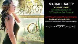 "NEW RARE 1080HD DEMO Mariah Carey ""Almost Home"" - Alt Marketing Version - Prod By Dapo Torimiro"