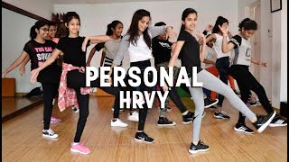 HRVY - Personal | @DanceInspire + @HRVY Choreography | 2018