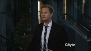 Barney explains to Robin that lying is what he did in the last 8 years
