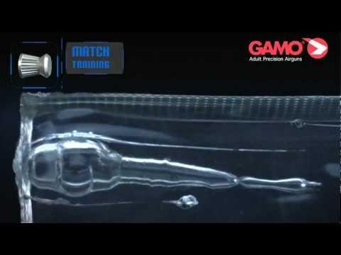 Video: Gamo Match pellets from Pyramyd Air   Pyramyd Air