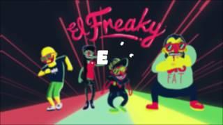 El Freaky  ft. Kafu Banton - Pa Mi Casa No Voy (LYRIC VIDEO)