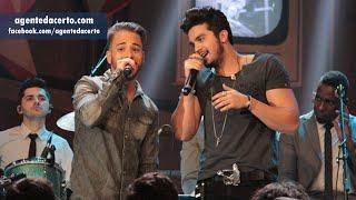 Luan Santana e Junior Lima - Olha o que o amor me faz (áudio)