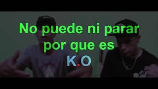 KODIGO ft CHUMMBEAT FREESTYLE/BEATBOX (video~letra)