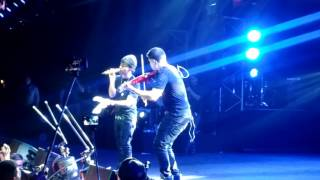 Arcángel - por amar a ciegas (en vivo) Luna Park Argentina