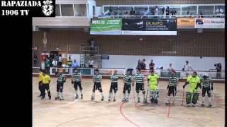 #Rapaziada1906 - Hóquei - Sporting (5) vs (5) Carnide - Sporting tira título ao carnide