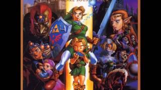 The Legend of Zelda: Ocarina of Time (N64) OST 76- Inside Ganon's Castle