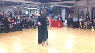 Bryant & Faye Lopez - Milonga Argentina Nov 30 2013