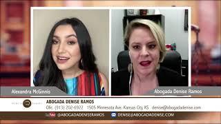 UN MINUTO DE LEYES CON LA ABOGADA DENISE RAMOS (01-JUN-2020)