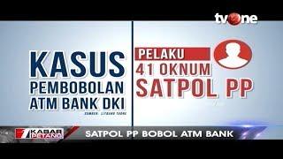Jejak Kasus: Satpol PP Bobol ATM Bank (25/11/2019)