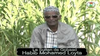 Habib Mohamed Loyta, Sultan de Gobaad dans la série « Les sages du pays s'adressent à ♥IOG »