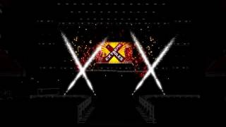 WWE Extreme Rules 2017 Pyro Concept Animation