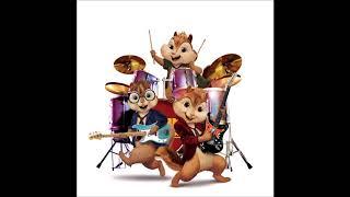 David Guetta & Sia -  Flames - Alvin & the chipmunk ( DarkFox version)
