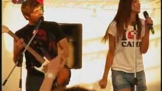 """MCA7 - Vive o teu Verão Tribo cantam """"Heartbeat"""""""