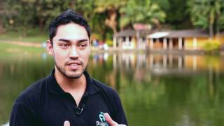 Aquadrop Air - Entrevista com zootecnista Rafael Foresti