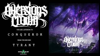 AVERSIONS CROWN -  Conqueror (OFFICIAL TRACK)