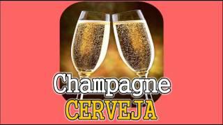 Som de Champagne Efeito Sonoro Cerveja