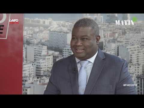 Video : Abdou Diop, invité de l'Info en Face spécial FIAD
