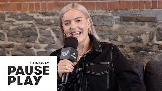 Anne-Marie Interview | Stingray PausePlay